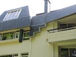 Ambachtelijk dakwerk > Dakgoot