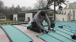 Ambachtelijk dakwerk > Koperwerk